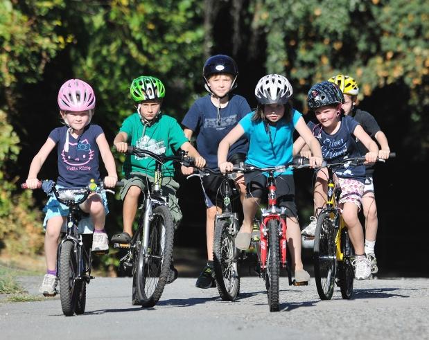 Por qué nunca olvidarás cómo montar en bicicleta