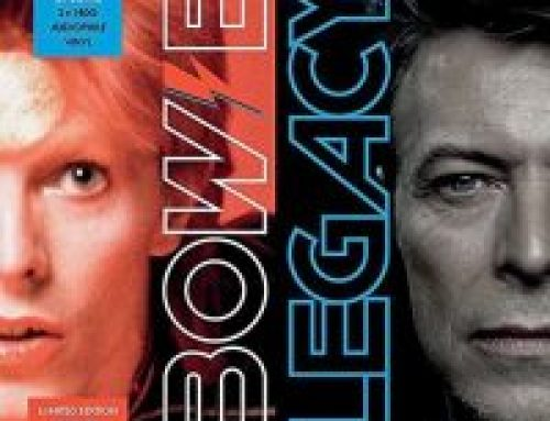 David Bowie Legacy Vinyl Night March 16!
