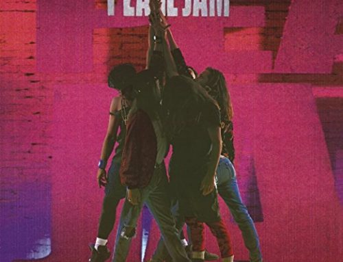 Pearl Jam 'Ten' Vinyl Night Class! April 27