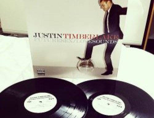 Vinyl Night July 20! Justin Timberlake Future Sex/Love Sounds