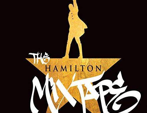 The Hamilton Mixtape Vinyl Night Ride! Nov.9, 6:00pm