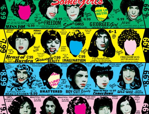 The Rolling Stones Some Girls Vinyl Ride! October 12!