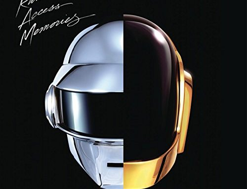 Daft Punk Random Access Memories Vinyl Night-February8