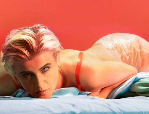 Robyn Vinyl Night October 11