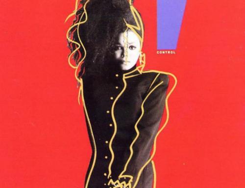 Nov. 22.-Janet Jackson Control Vinyl Ride!