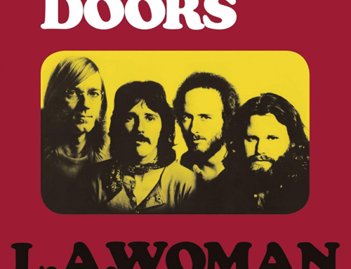 The Doors L.A. Woman Vinyl Ride December 6!