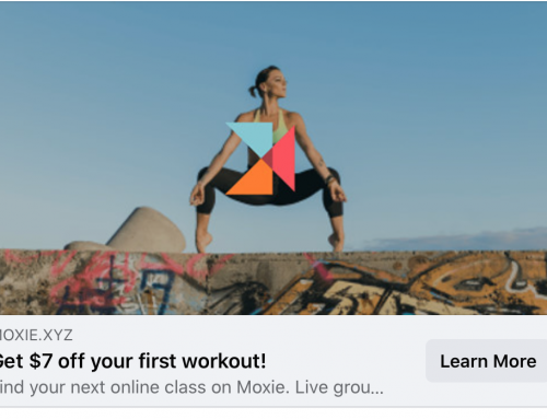 Live and On-Demand On The New Moxie Fitness Platform -Get $7 Free!