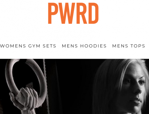 NOW an Official Partner with PWRD Athletic Apparel- Read On For Discount Code